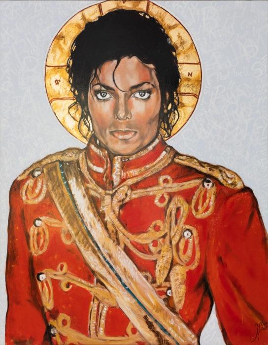 GOD - MJ